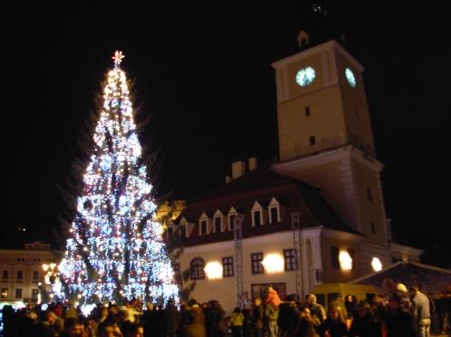 Brasov - Plaza Sfatului